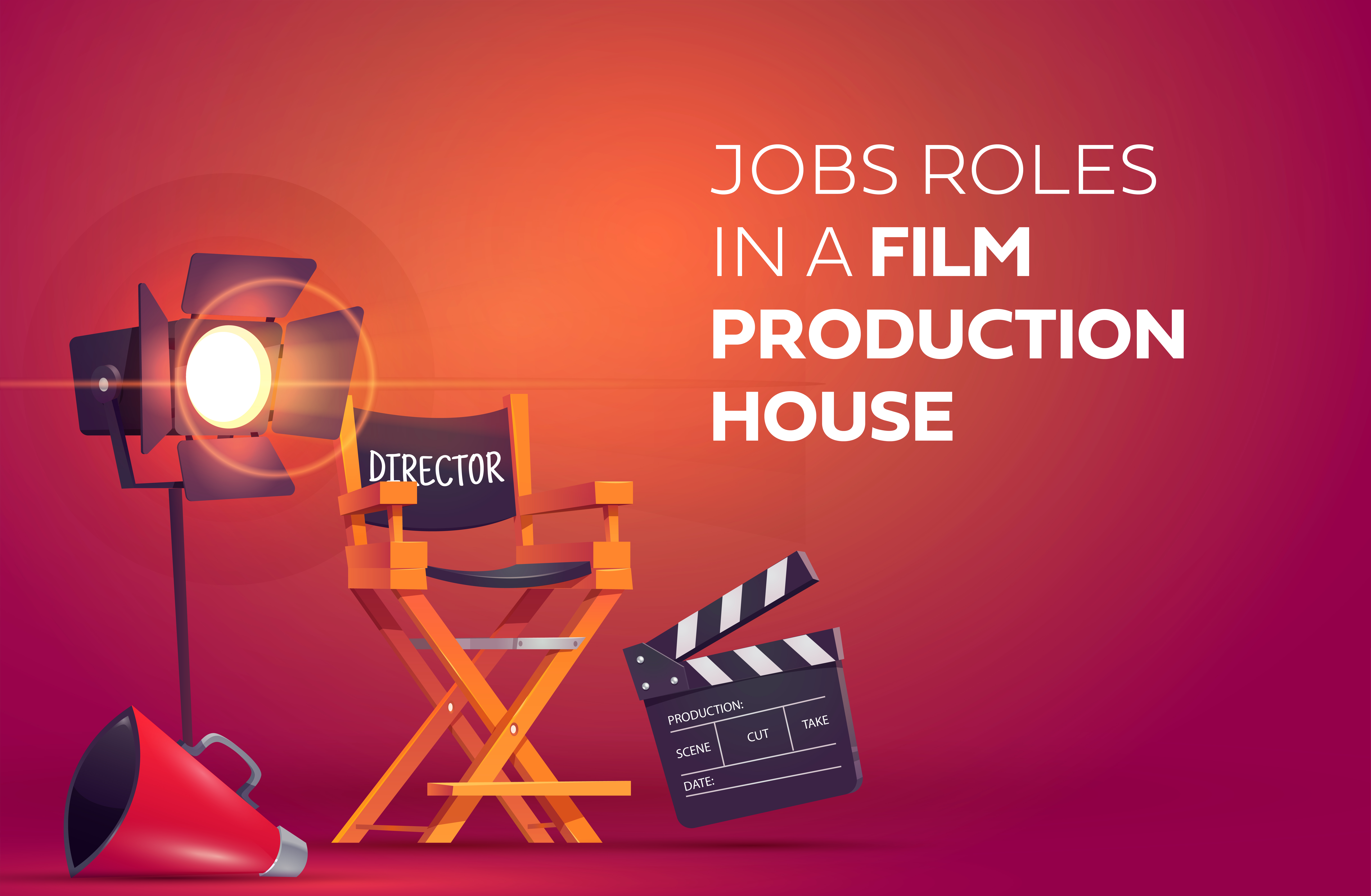 Staff Categories Of A Film Production House